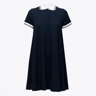 | Polaris Sporty Swing Dress - Navy