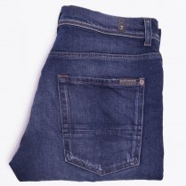 - Ronnie Blue Jeans - Washed Stretch Skinny