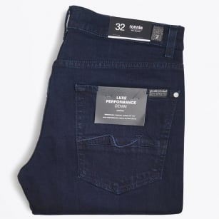 | Ronnie - Luxe Performance Skinny Jeans - Navy