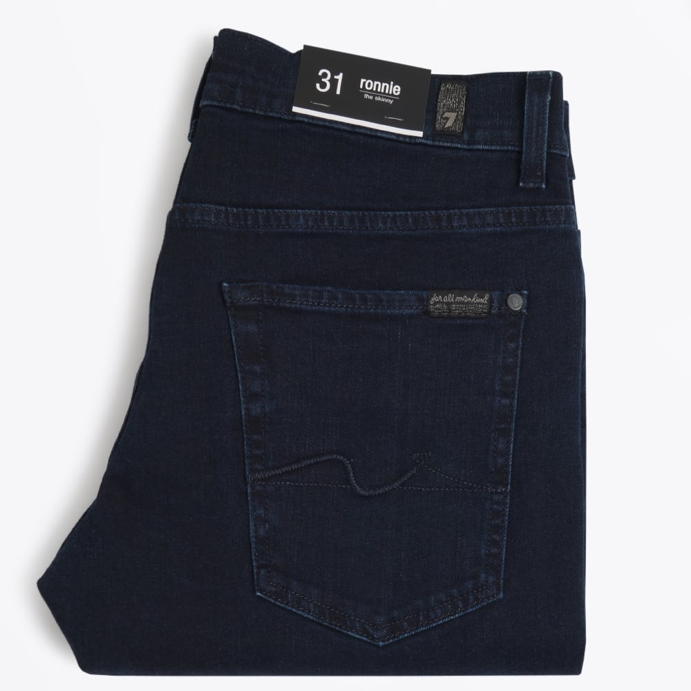 6449b5b7 Ronnie Lux Performance Superior Jeans | Mens Jeans | 7 For All Mankind