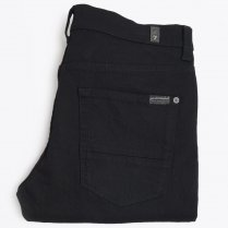 | Ronnie Skinny Stretch Black Jeans
