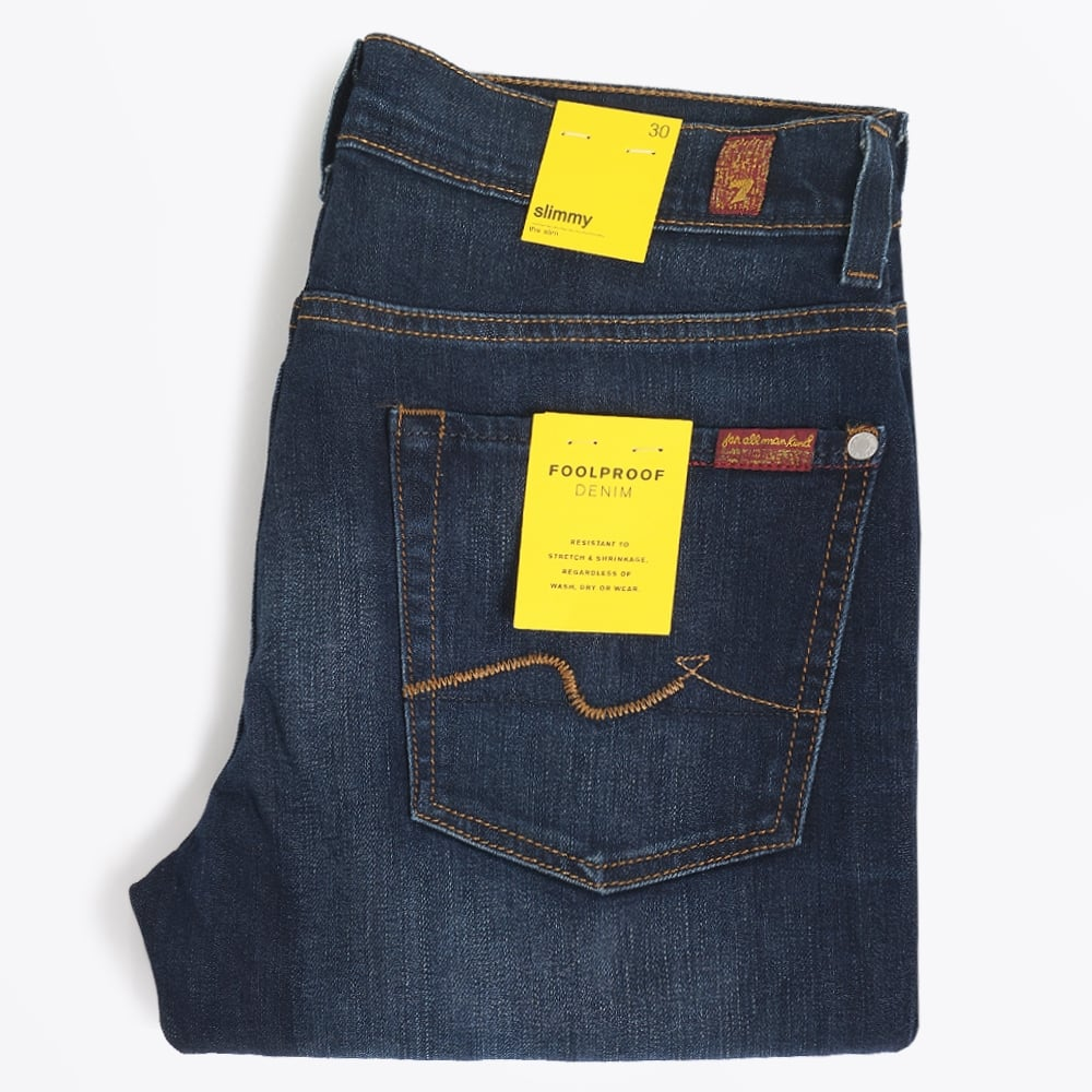 Slimmy Foolproof Avenue Jeans   Mens Jeans   7 For All Mankind