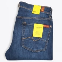 | Slimmy - Foolproof Denim - New York Dark