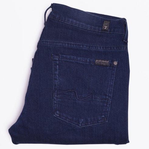 7 For All Mankind | Slimmy Lux Performance Jeans - Blue