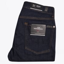 - Slimmy Luxe Performance Plus Jeans - Indigo