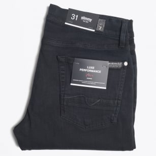 - Slimmy Luxe Performance Plus Rinse Jeans - Black
