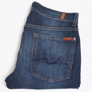 | Slimmy New York Blue Denim Jeans