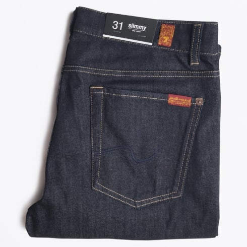 7 For All Mankind - Slimmy New York Dark Jeans