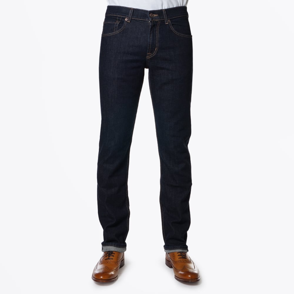 Slimmy Slim Stretch Indigo Jeans | Men's Jeans | 7 For All Mankind