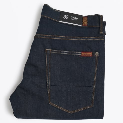 7 For All Mankind - The Ronnie Skinny Stretch Jeans - Indigo