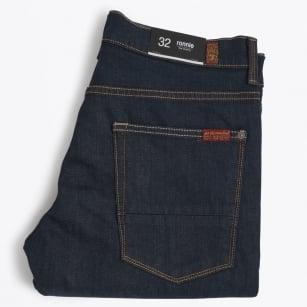 | The Ronnie Skinny Stretch Jeans - Indigo