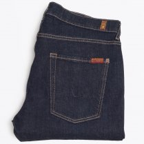 | The Straight Stretch Indigo Jeans