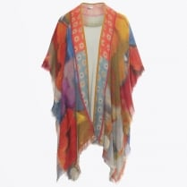 - Veeransa Water Colour Kaftan
