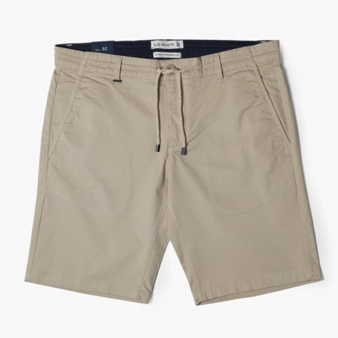 Blue Industry - Drawstring Shorts - Sand