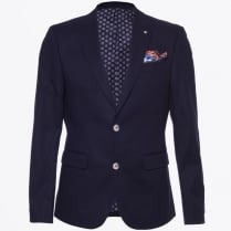 - Dress Blazer - Navy
