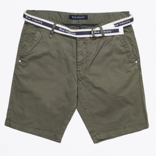 | Stretch Printed Shorts - Army