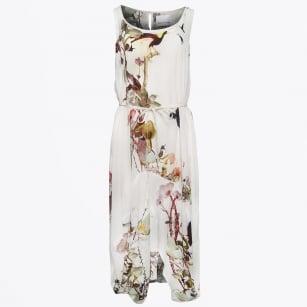 | Opium Parachute Dress - Cream