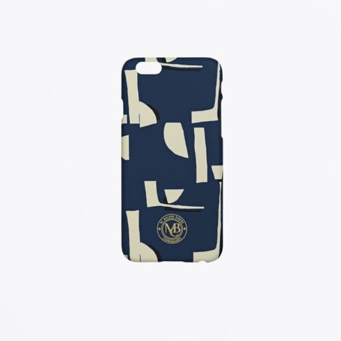By Malene Birger - Pamsy iPhone 6 Cover - Navy