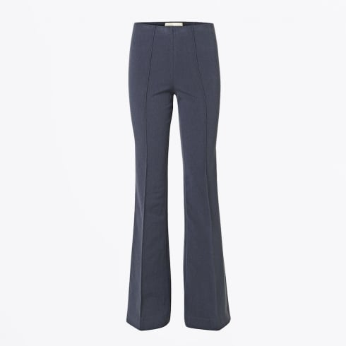 By Malene Birger - Rhise Bootcut Trousers - Blue