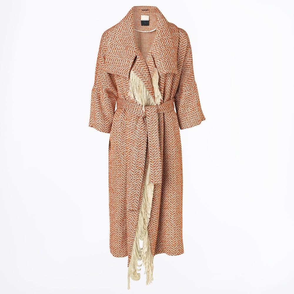 Wittie Fringe Blanket Coat Summer Coats For Women By