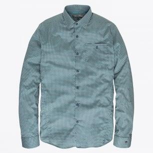 | Broken Block Shirt - Green