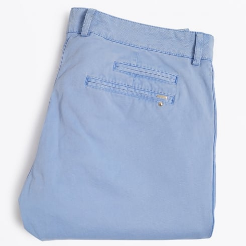Circle Of Gentlemen - Aaron Stretch Casual Chino - Blue