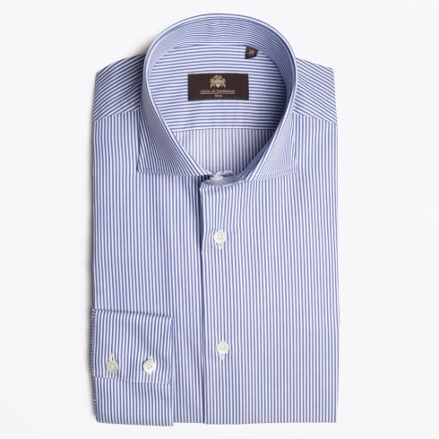 Circle Of Gentlemen - Anthony WS Shirt - Dark Blue