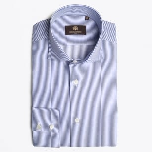 - Anthony WS Shirt - Dark Blue