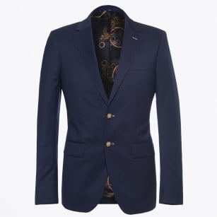 | Houston Wool Jacket - Navy