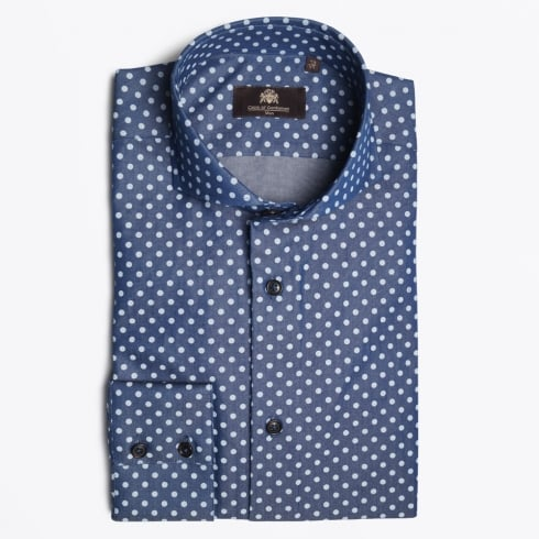 Circle Of Gentlemen - Kindon EC Shirt - Navy