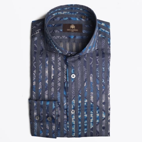 Circle Of Gentlemen - Knight EC Shirt - Navy