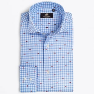 | Luigi WS Limited Edition Shirt - Sky Blue
