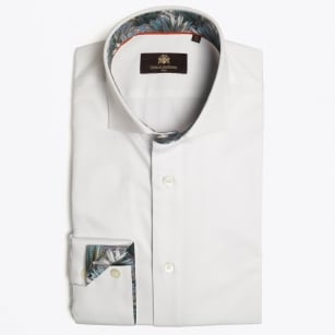 - Maguire Palm Insert Shirt - White