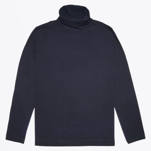 Circolo 1901 - Jersey Rollneck Sweater - Blue