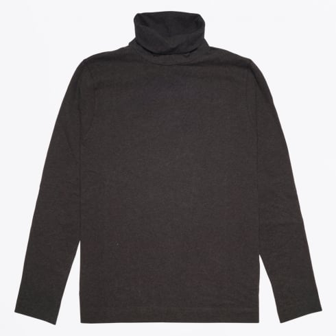 Circolo 1901 - Jersey Rollneck Sweater - Grey
