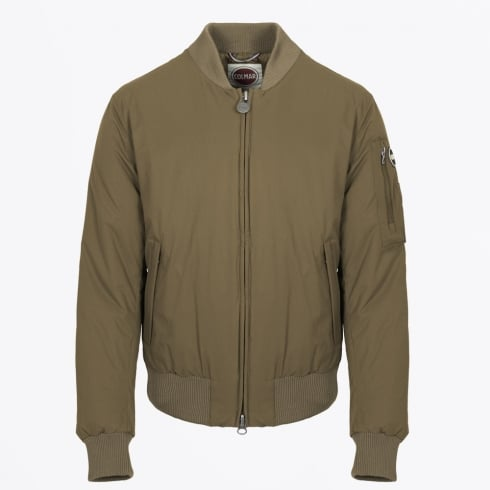 Colmar - Non Crease Bomber Jacket - Oil
