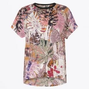 | Jungle Print Tee - Print