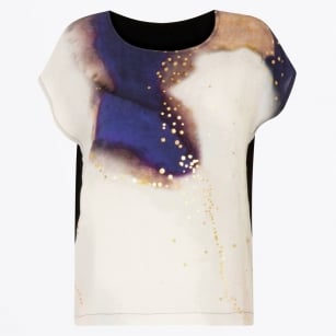 | Print Top - Night Sky