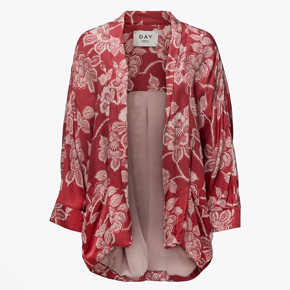 Day Birger Et Mikkelsen - Mellow Floral Kimono - Red - Mr   Mrs Stitch 5f1602716