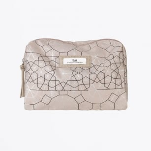 | Gweneth Beauty Bag - Beige