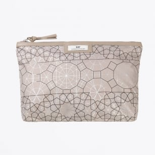 | Gweneth Clutch Bag - Beige