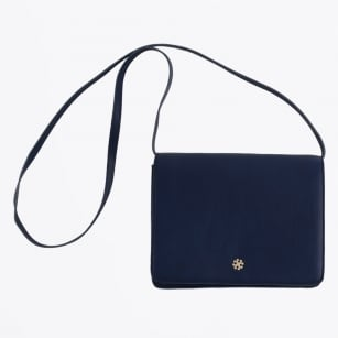 - Must Flap Cross Body Bag - Bleu