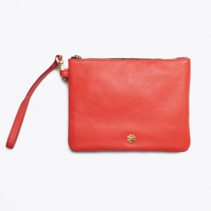 - Must Pouch Clutch Bag - Coral