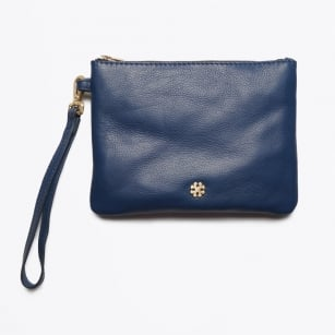 - Must Pouch Clutch - Bleu