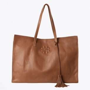 | Selleria - Tote Bag - Tan