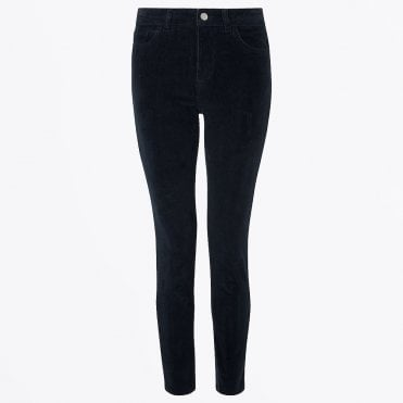 - Farrow Cord Skinny Jean - Night Sky