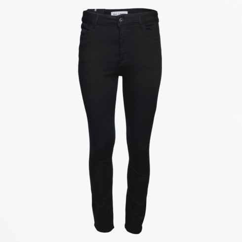 DL1961 - Farrow Hail High Rise Jeans - Black