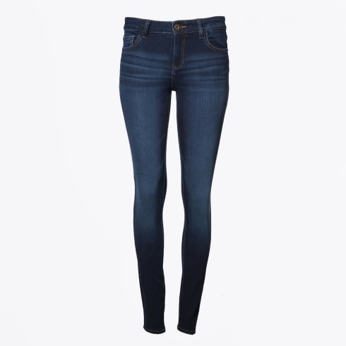 DL1961 - Florence Mid Rise Skinny Jeans