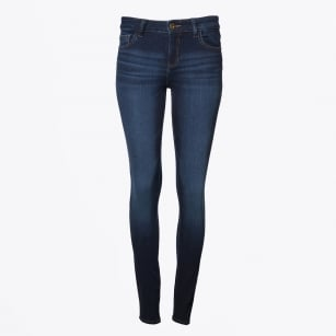 - Florence Mid Rise Skinny Jeans