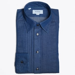 - Denim Dress Shirt